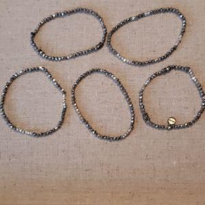 Stella and Dot stretch bracelets 5